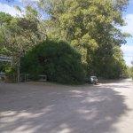 Entrada al Parque Municipal Cosme Argerich..conocido como Vivero