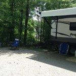 Nice big campsite.