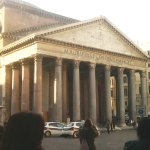 Pantheon 4 minute walk from Hotel