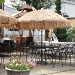 Mamma Rosa's Restaurant : Outdoor Seating