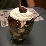 Huge dessert-YUM!
