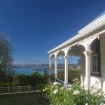Kauri Villas view