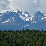 Mountain ranges without Mt. McKinley visible