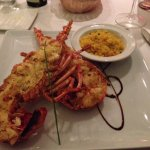 Langouste Thermidor is the best!!!