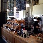 Menu, Register & Bakery Items
