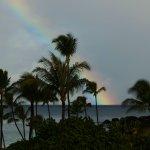 Rainbow from my KBH lanai