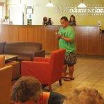 Foto de BEST WESTERN PLUS Windjammer Inn & Conference Center