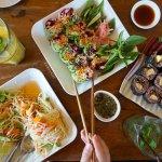 Foto di AUM Vegetarian Food