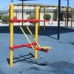 Playground, Big League Dreams, Manteca, Ca