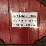 Check the oping Hours