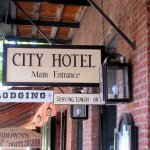 City Hotel, Columbia, Ca