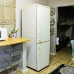 Apartment D.  Kitchen Pantry & Breakfast nook