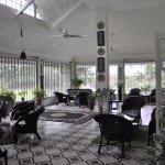 Patio @ Heritage Villa