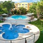 Photo de Courtyard Cancun Airport