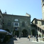 Piazza Vecchia Foto