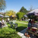 Secluded Beer Garden