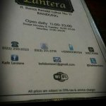 Photo of Lantera Cafe