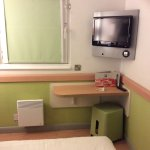 Hotel ibis budget London City Airport Foto