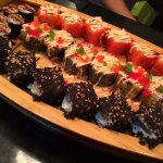 The best place where you can eat tasty food in Batumi. Sushi is very delicious and european food