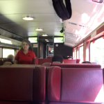 Agawa Train interior