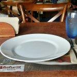 Red Platter