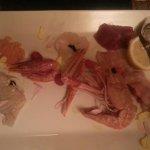 Crudita' di pesce
