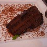 tarta de chocolate buenísima