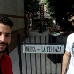 Welcome to La terraza, Iberica Spanish Restaurant. Canary wharf!