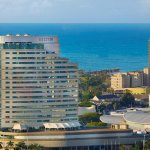 Hilton Durban beach