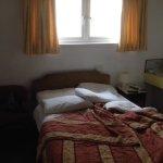 Tiny double room
