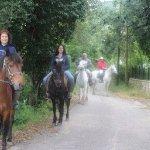Foto di Trailriders Horse Trekking
