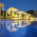 Only adults pool Aparthotel Playa de Muro Suites