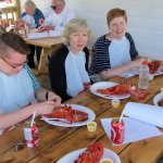Loved those lobsters!