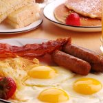 Breakfast served 7 days per week