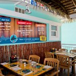 Eagle Ray's Bar & Grill - Restaurant dinning areas