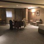 Habitación tipo Suite...