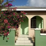 Bajan Breeze Guest House.  Great location