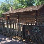 Fort Misery- AZ's oldest log cabin