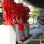 Photo de M Glamour Hotel