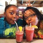 Blender Strawberry Lemonade