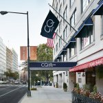 Photo of Club Quarters Hotel in Washington, D.C.