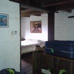 Habitación 1 y 2, de cabaña para 6 personas