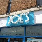 Enjoying great shakes at Joe's