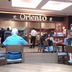 Restaurante Oriento, Barra Shopping.