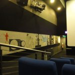 one of the screening room where they showed Tale of Tales