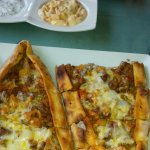 Mincemeat and chose pide