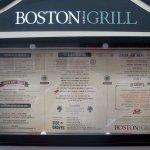 Boston Grill Mayfair Foto