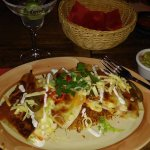 Dinner at Chumbo's Mexican Bar & Grill, Schweinfurt, Germany