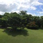 View form the top of El Palacio