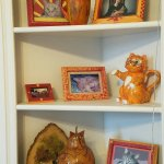 Foto de Orange Cat Cafe